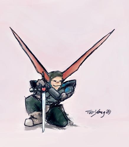 """-- DSG 045: """"Elves"""""""