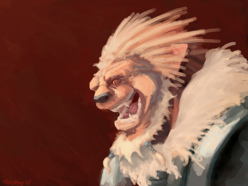 Finished Gnoll (UPDATE)